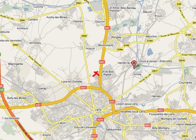 Expo à Vendin-le-Vieil en 2 dates 10.13