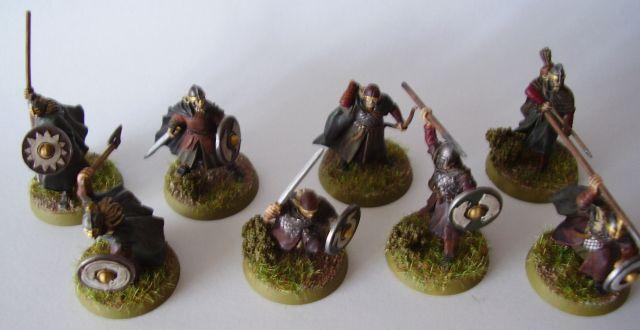 Compagnie de bataille rohirrims 09.46