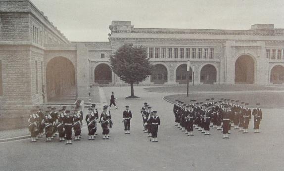 [ École des Mousses ] 1ère compagnie 61/62 06.73