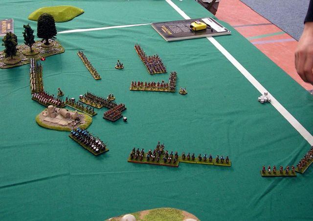 Débriefing sur le tournoi WMA de Clichy 2009 30.0