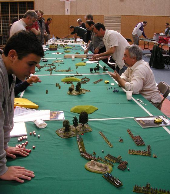 Débriefing sur le tournoi WMA de Clichy 2009 30.1