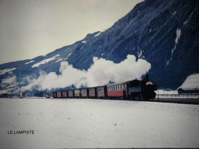 Zillertalbahn dans Autriche 15.159