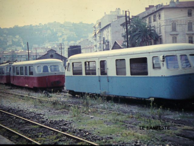 Chemins de fers de Provence dans CP 26.202