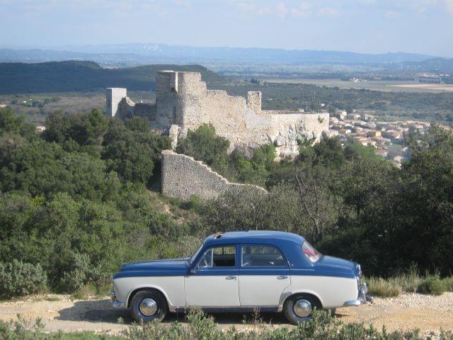 Bonjour de Castillon du Gard 14.170