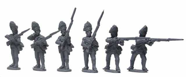 L'uniforme du 23e Royal Welsh Fuzileers à Waterloo 27.14