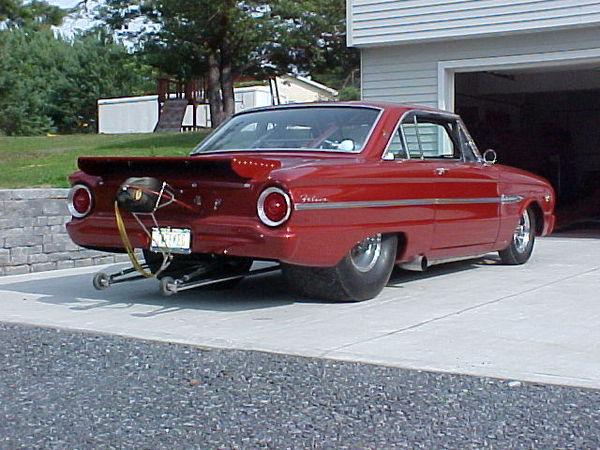 ford falcon futura 1962 ... mister jack 12.126