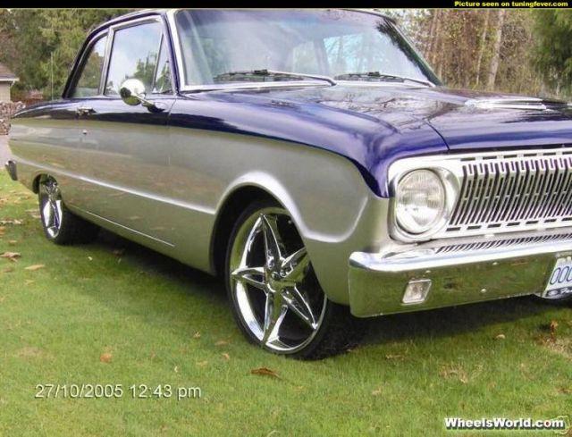 ford falcon futura 1962 ... mister jack 12.132