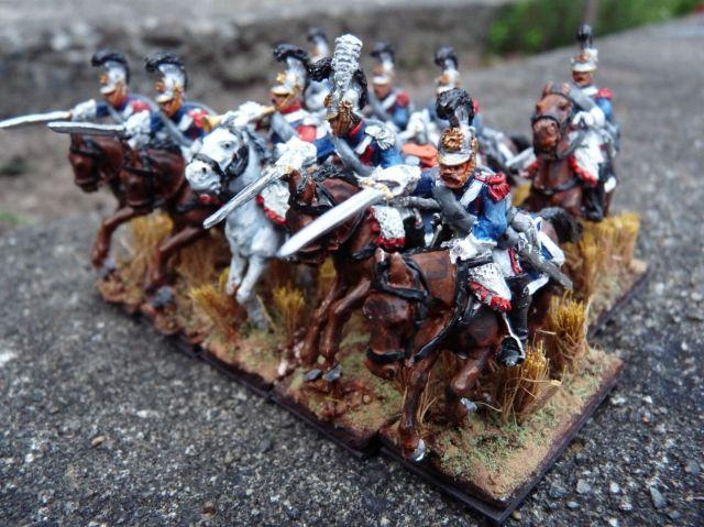 LES CARABINIERS BELGES EN 1815 18.32