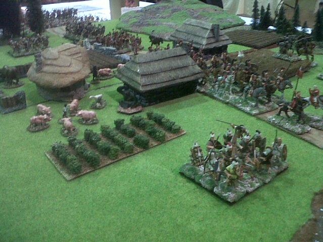 54 avjc INVASION DE LA BRETAGNE [réchauffé] 26.279