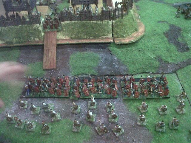 54 avjc INVASION DE LA BRETAGNE [réchauffé] 26.286