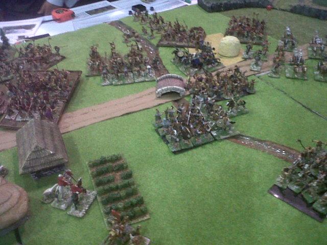 54 avjc INVASION DE LA BRETAGNE [réchauffé] 26.300