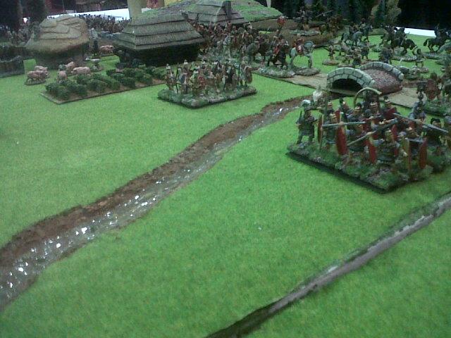 54 avjc INVASION DE LA BRETAGNE [réchauffé] 26.316