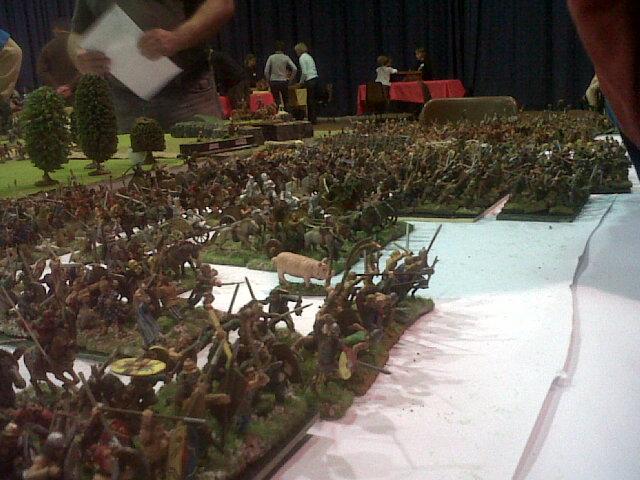 54 avjc INVASION DE LA BRETAGNE [réchauffé] 26.319