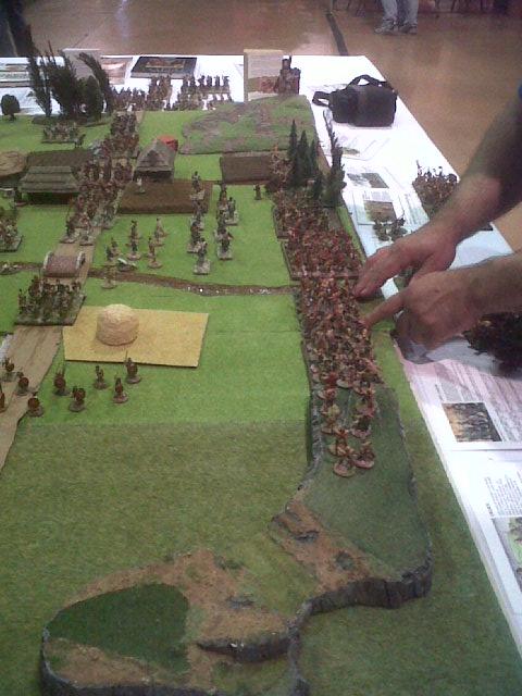 54 avjc INVASION DE LA BRETAGNE [réchauffé] 26.320