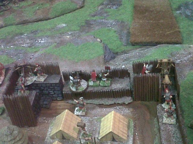 54 avjc INVASION DE LA BRETAGNE [réchauffé] 26.327