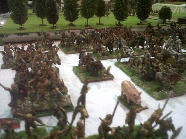 54 avjc INVASION DE LA BRETAGNE [réchauffé] 26.331