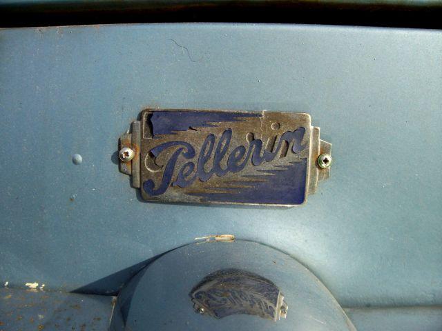 "Simca Aronde P60 ""Blue Bird"". 15.400"