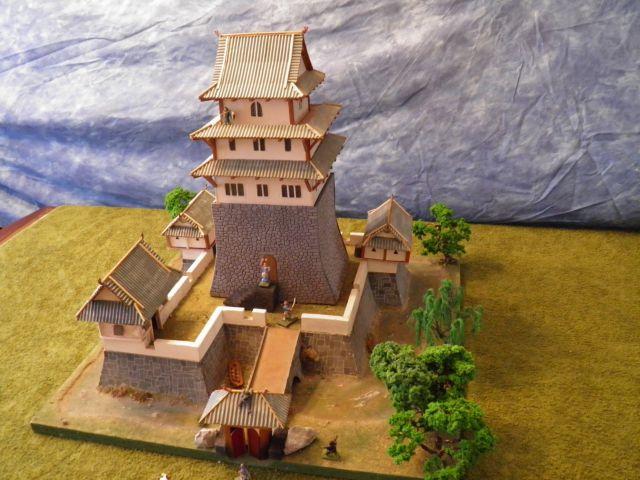 Citadelle D'OKSAKA STAYHN 28.382