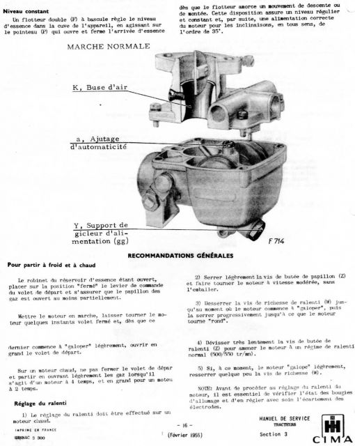 carburateur solex type 26 vbn
