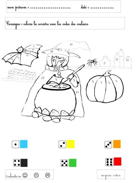 Le forum de la maternelle coloriage magique - Coloriage magique ps maternelle ...