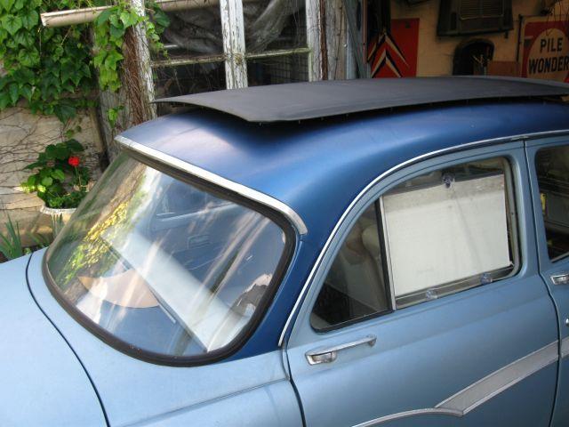 "Simca Aronde P60 ""Blue Bird"". 23.217"