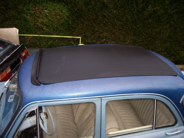 "Simca Aronde P60 ""Blue Bird"". 23.255"
