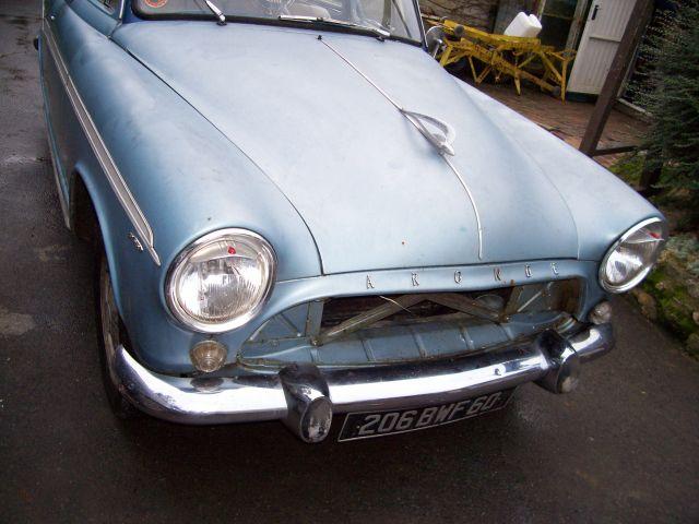 "Simca Aronde P60 ""Blue Bird"". 23.259"