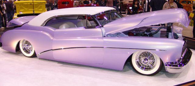 Kustom Buick 1950's 26.9