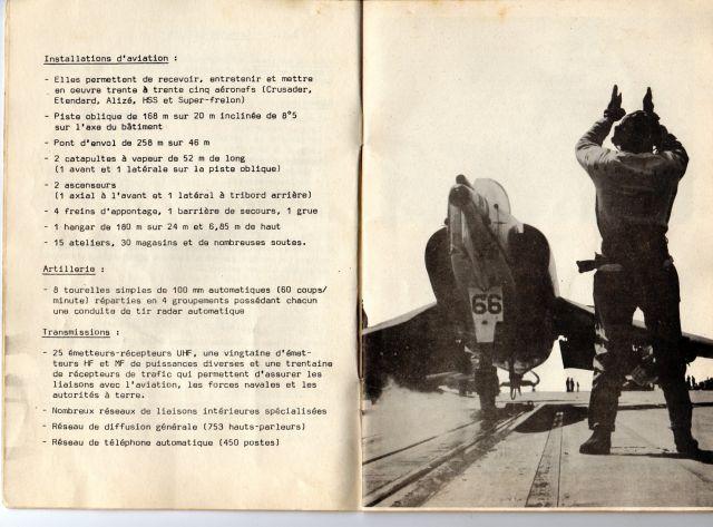 Le porte-avions CLEMENCEAU 03.239