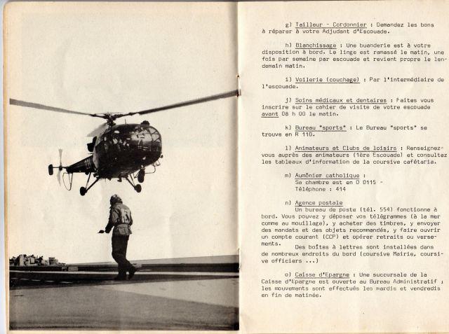 Le porte-avions CLEMENCEAU 03.250