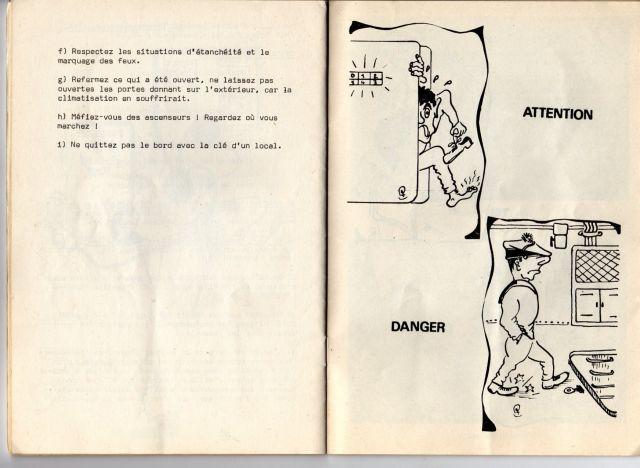 Le porte-avions CLEMENCEAU - Page 2 03.263