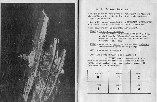 Le porte-avions CLEMENCEAU - Page 2 03.268