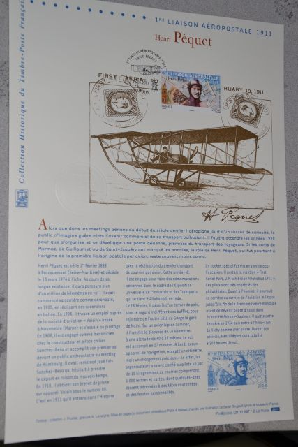 Philatélie et aviation 23.270