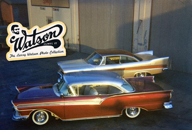 Larry Watson Work's  auto/moto >> 07.41