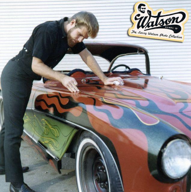 Larry Watson Work's  auto/moto >> 07.42