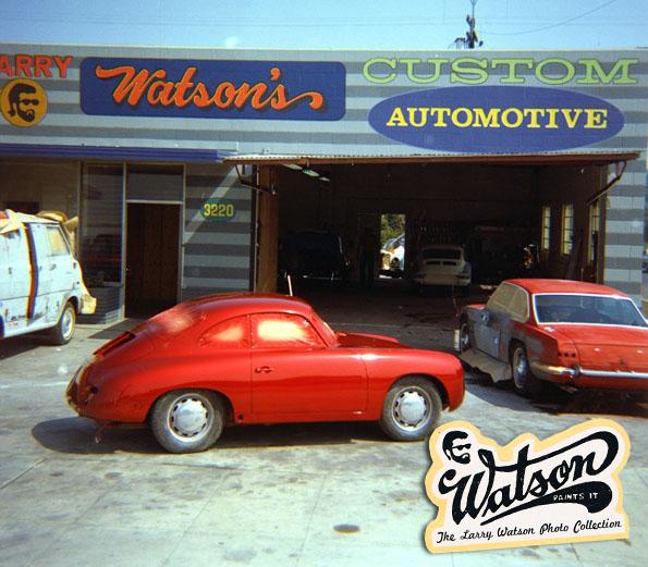Larry Watson Work's  auto/moto >> 07.43