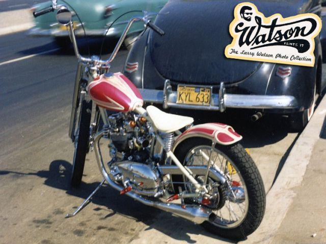 Larry Watson Work's  auto/moto >> 07.47