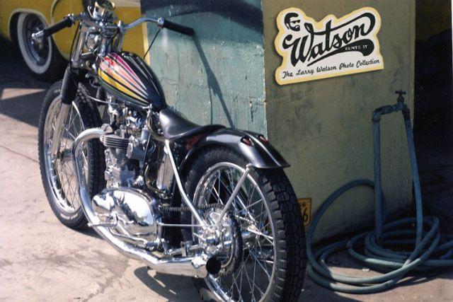 Larry Watson Work's  auto/moto >> 07.48