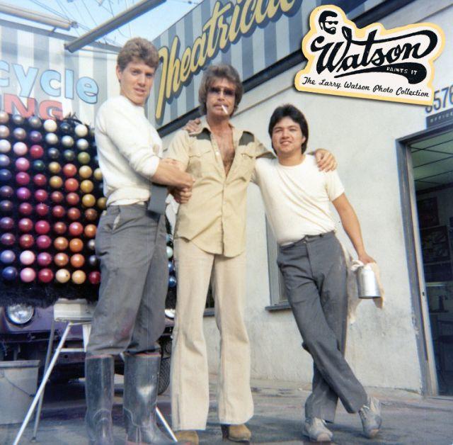 Larry Watson Work's  auto/moto >> 07.49