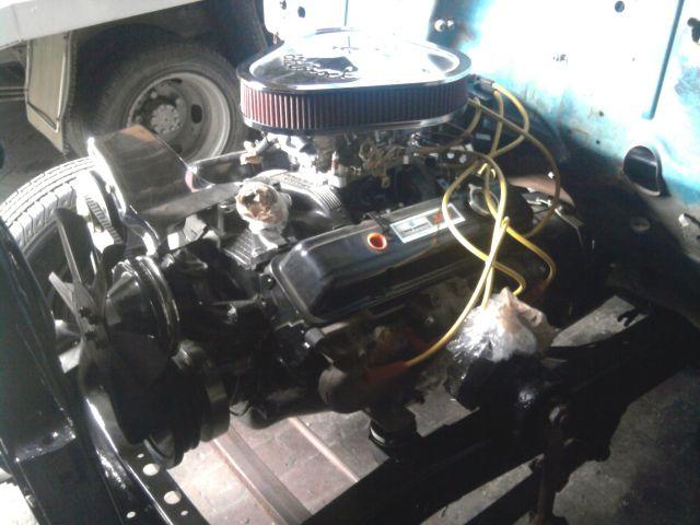 transformation Chevrolet 54 en v8 350 08.280