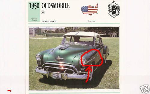 baguettes oldsmobile 28.243