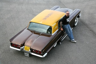 Ford Thunderbird kustom 04.426