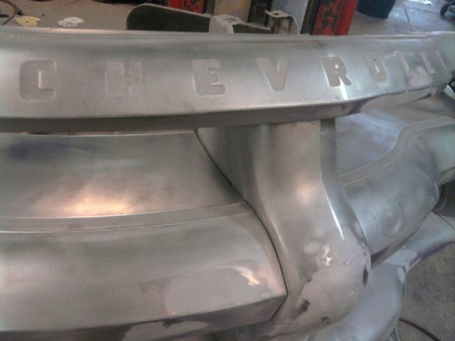 transformation Chevrolet 54 en v8 350 06.272
