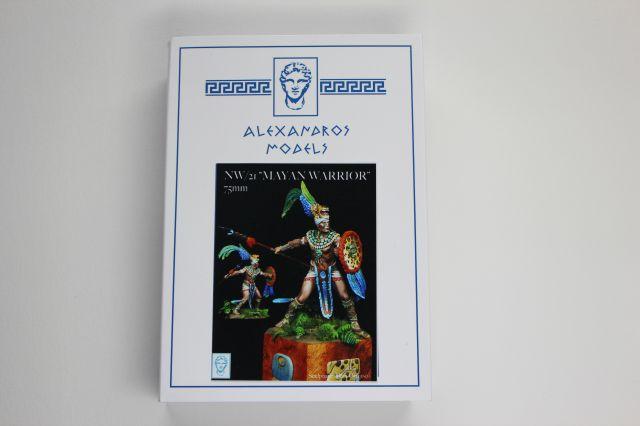 GUERRIER JAGUAR - ALEXANDROS MODELS 75mm 04.213