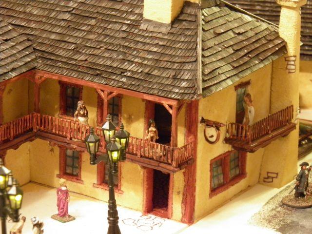 Village Pirate des Caraïbes Disney d'Isigny 30.373