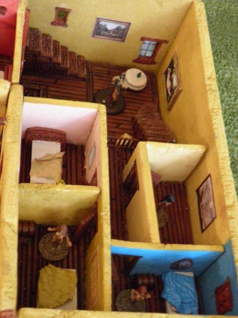 Village Pirate des Caraïbes Disney d'Isigny 01.238