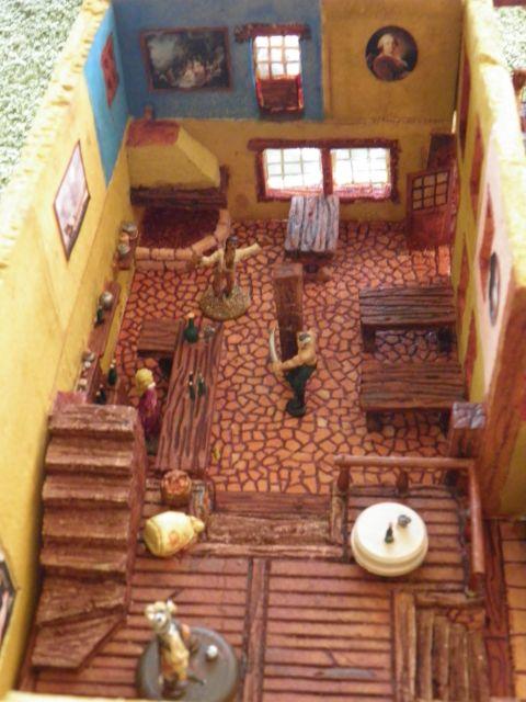 Village Pirate des Caraïbes Disney d'Isigny 01.240
