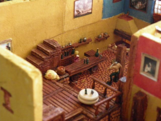 Village Pirate des Caraïbes Disney d'Isigny 01.241