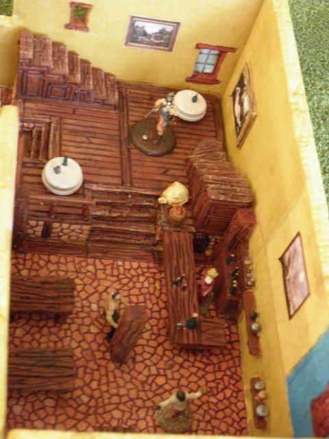 Village Pirate des Caraïbes Disney d'Isigny 01.242