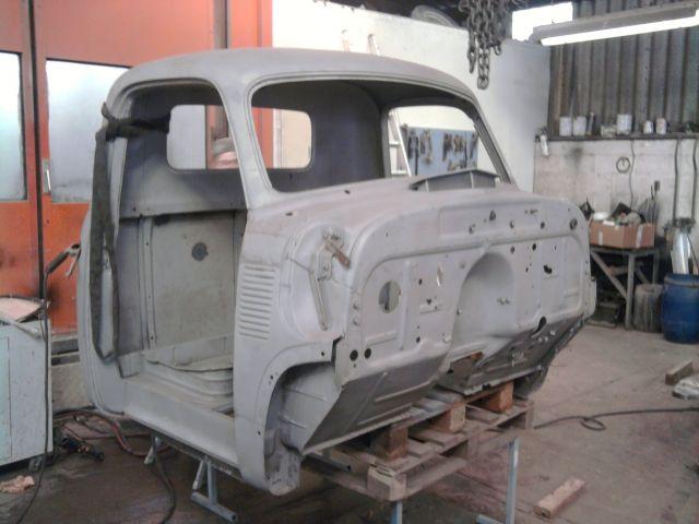 transformation Chevrolet 54 en v8 350 07.178